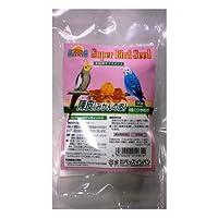 クオリス サプリメント 中型インコ&セキセイインコ用 陳皮 50g 鳥 おやつ フルーツ
