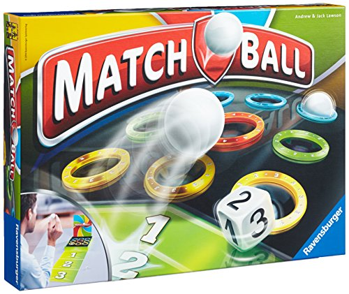 Ravensburger - 26628 9 - Jeu - Matchball
