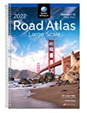 2022 Large Scale Road Atlas (Rand McNally Large Scale Road Atlas USA)