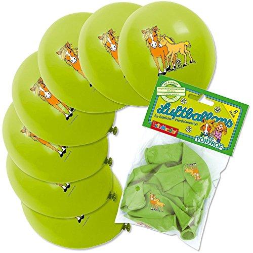 Lutz Mauder Lutz mauder66022My Pony Luftballons (8-teilig)