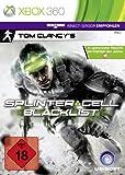 Tom Clancy's Splinter Cell Blacklist - [Xbox 360] - [Edizione: Germania]