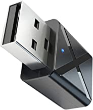 Morza Bluetooth USB 5.0 Transmisor Receptor de TV Altavoz
