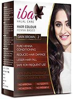 Iba Halal Care Hair Color - Dark Brown (ammonia free)