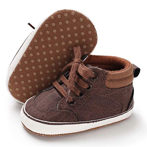 Brown Infant Boots Boy