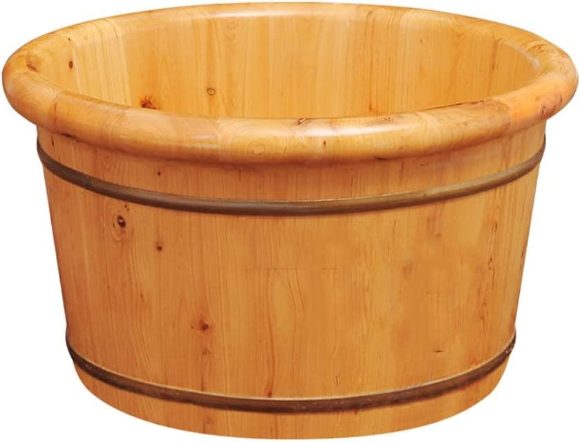 CYLQ Foot Spa Free shipping on posting reviews Tub Basin,Wooden Barrel,Large S Bath Max 89% OFF