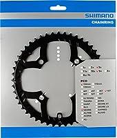 シマノ(SHIMANO) FC-M533-LK/FC-M521 スパイク付チェーンリング 48T ブラック Y1J998090