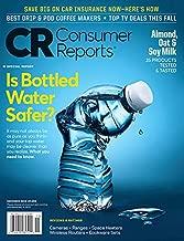 CR consumer reports magazine 2019 November is bottled water safer