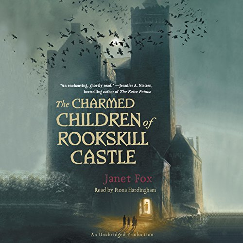 The Charmed Children of Rookskill Castle audiobook cover art