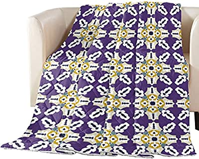 Manual Reversible Quilt 50 X 60-Inch Manual Woodworkers Bedding//Bath AIQTWZ Wild Zebra
