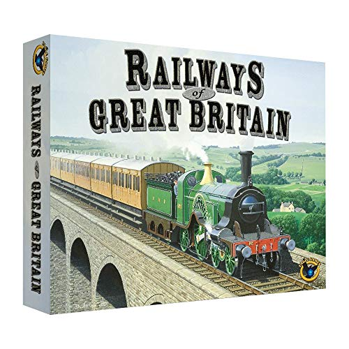 Eagle-Gryphon Games Railways of Great Britain (2017 Edition) - English