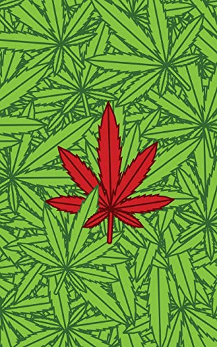 Cannabis Rating Journal - Red Maple...