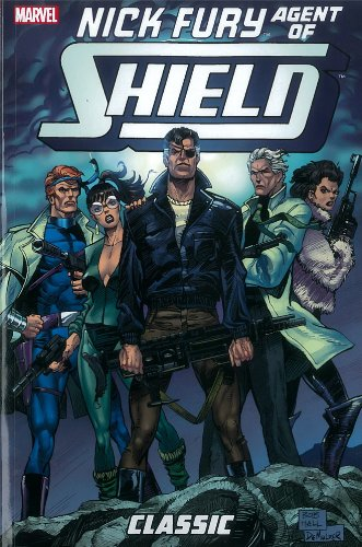 Nick Fury, Agent Of S.h.i.e.l.d. Classic - Vol. 1