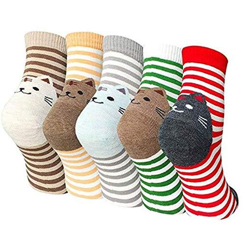 Calcetines térmicos para adultos, diseño divertido para mujeres y hombres.