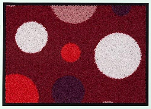 Schöner Wohnen Sauberlauf Broadway Kreise # 51 60x180 cm, Größe:60x180 cm
