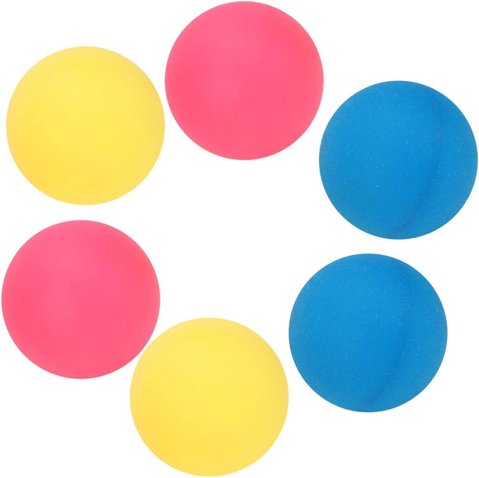 Changor Medio Ambiente‑simpático Mesa Tenis Pelotas, Apoyo Rebote con Abdominales Muy Flexible Tiene Excelente por Ping Pong Capacitación Deportes