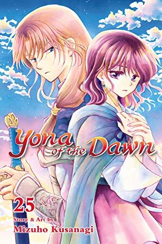 Yona of the Dawn, Vol. 25