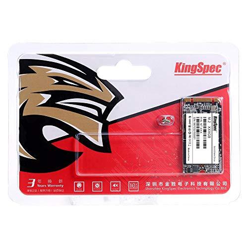 『KingSpec 256GB 2242 M.2 SATA 3D TLC キャッシュ搭載 Thinkpad X240 X240s X250 専用 SSD ハードディスク』の2枚目の画像