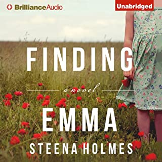 Finding Emma audiobook cover art