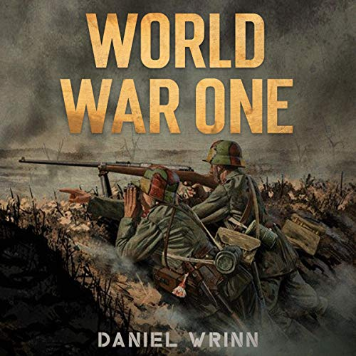 World War One cover art
