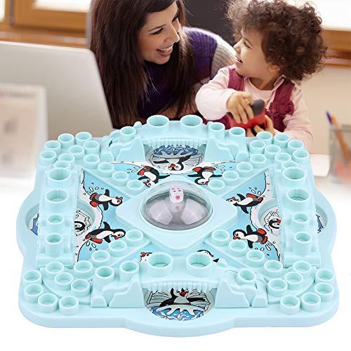 Dilwe Fliegen-Pinguin-Schach, Tropfen-Pinguin-Spielwaren-Kinderdesktopwürfel-Brett-Wettbewerb-Familien-Interaktions-Spiel
