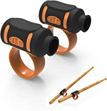 Drumsticks Accessories, Easy Stick Twirl, Grip or Control Clips, Good for Beginner Drummer (#5) …