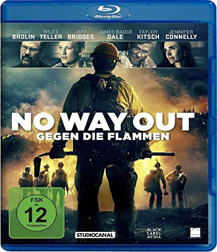 No Way Out - Gegen die Flammen [Blu-ray]