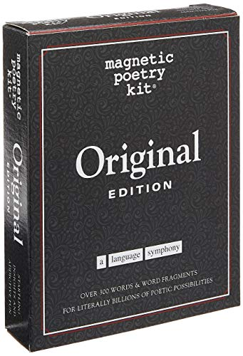 Magnetic Poetry Original Kit (Tin)