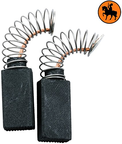 Kohlebürsten für BOSCH UBH 2/20 RLE Hammer -- 5x8x15mm -- 2.0x3.1x5.9'' -- Mit automatische Abschaltung