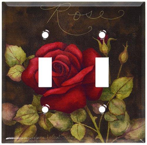 Rosa Interruptor Placa