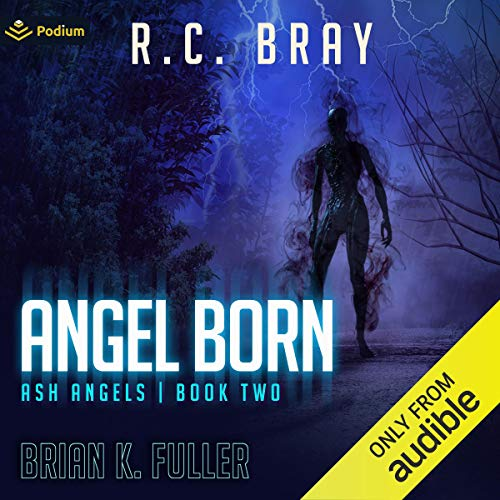Angel Born cover art