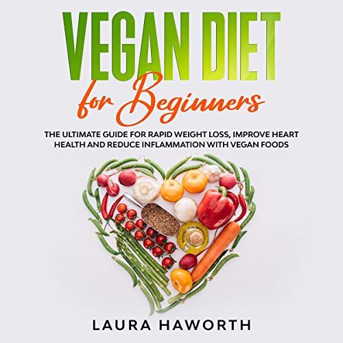 Vegan Diet for Beginners cover art