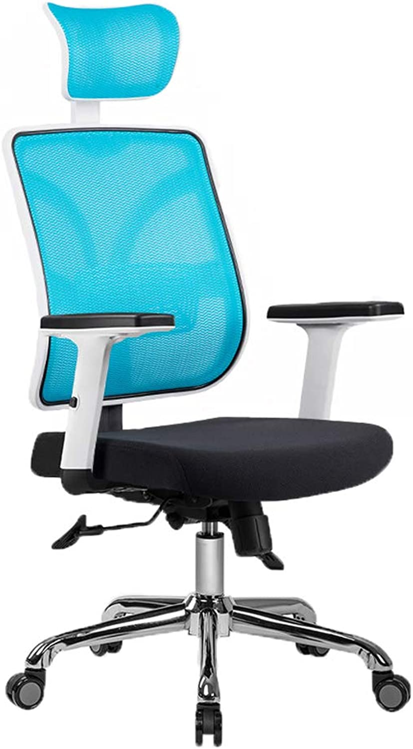 CX Office Chair Computer Chair ergonomician with Comfortable Reclining Study Bedroom Swivel Chair 01