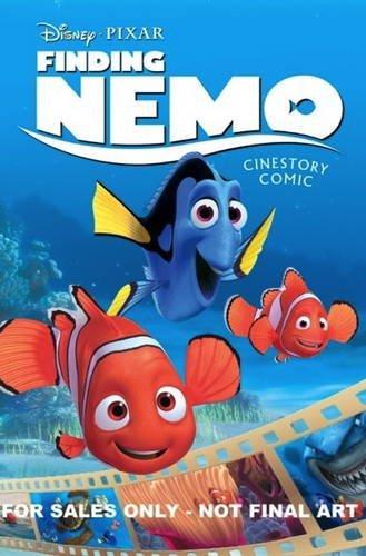 Disney Pixar: Disney Pixar Finding Nemo Cinestory Comic