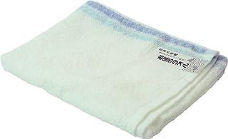 UCHINO ROYAL CREST オボロレディD 浴用タオル 34×86cm ブルー 9004Y612 B