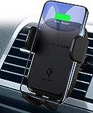 NANAMI Kabelloses Auto Ladegerät,7.5W/10W Fast Wireless