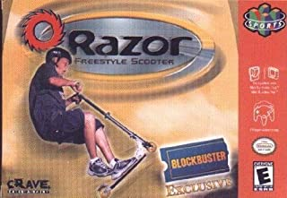 razor freestyle scooter game online