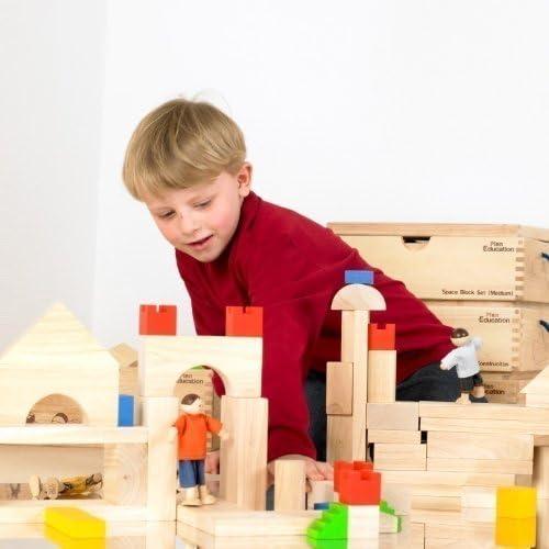 PlanEducation Bausteine Medium - für Kinder ab 3-8 Jahren geeignet