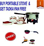 Infinity Sales And Services Portable Stove For Camping And Hiking
