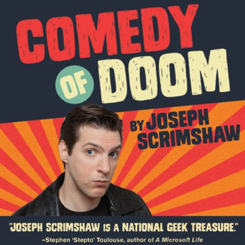 Comedy of Doom audiobook cover art