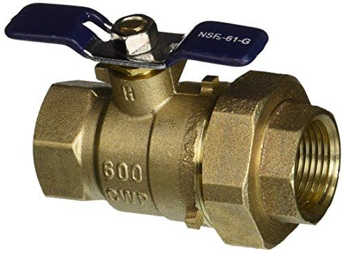 watts 1 inch ball valve - 4