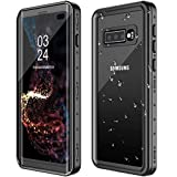 Oterkin Samsung Galaxy S10 Plus Waterproof Case, S10+ Plus