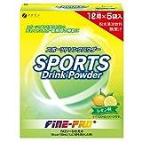ファイン スポーツドリンク パウダー レモン 200g(40g×5袋) ビタミンC カルシウム マグネシウム 配合