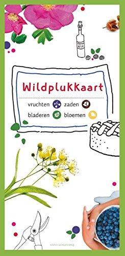 Wildplukkaart: vruchten, zaden, bladeren, bloemen
