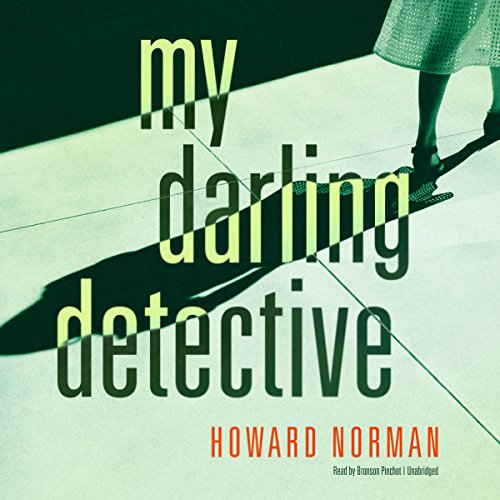 My Darling Detective audiobook cover art