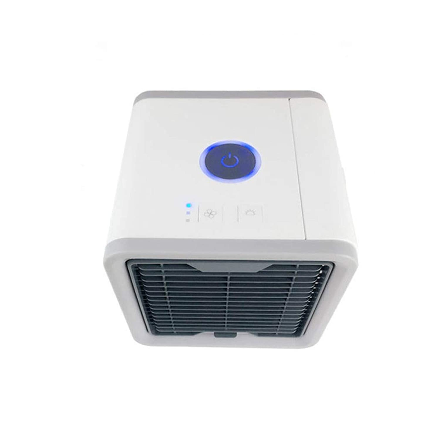 PIPIXIA Personal Air Cooler USB Personal Space Air Conditioner Mini Personal Space Air Cooler - Humidifier - Cooling Fan