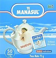 Manasul お茶、100カウント