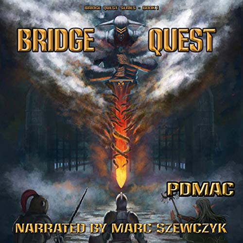 Bridge Quest: A GameLit Adventure Series Titelbild