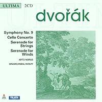 Dvorak: Symphony No 9; Cello Concerto; Serenade for Strings; Serenade for Winds by A. Dvorak
