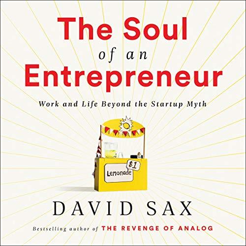 The Soul of an Entrepreneur cover art