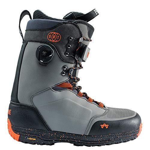 Rome Snowboards Libertine Sort Snowboard Boots, Slate, 7.5